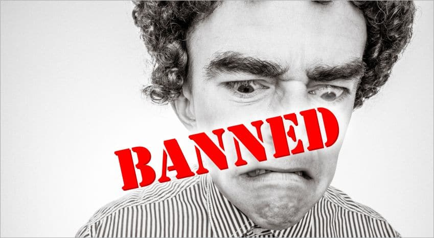 Banned from USA for Cannabis use