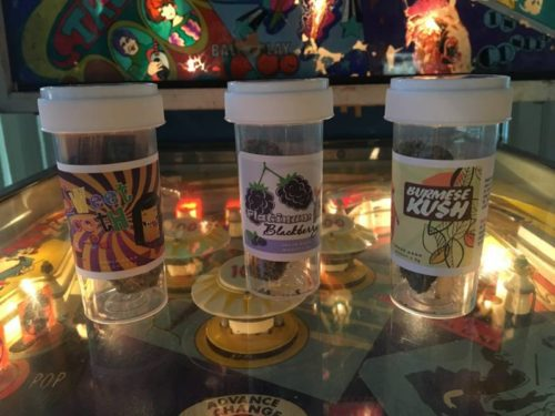 3 AAAA strains for review on vintage pinball