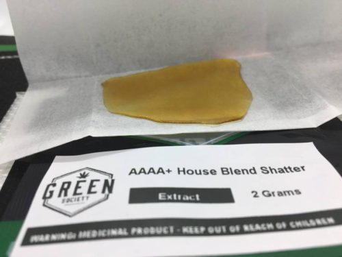 green-society-unboxing-review-house-blend-shatter