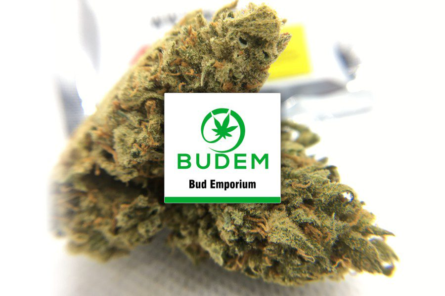 Budem Dispensary Review & Unboxing