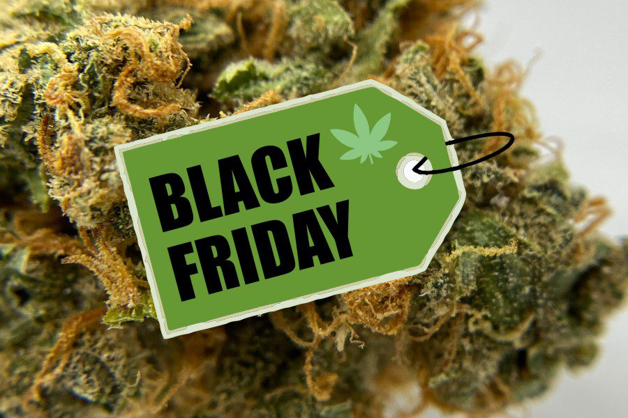Black Friday to Cyber Monday – The Best Weed Deals
