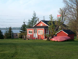 The Red House Over Yonder 420 Rentals Canada